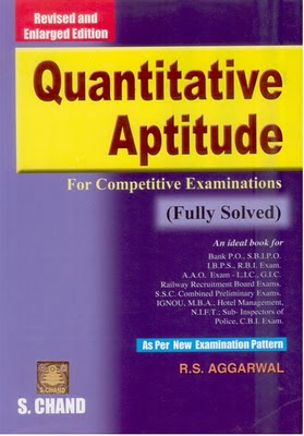 EBOOK:Quantitative Aptitude ~ SUCCESS2naukri