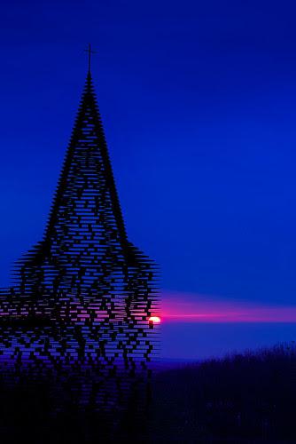 See-Through Sunset