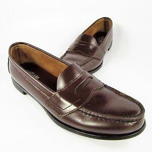 Eastland Classic II Penny Loafers Women's Size 8N Narrow ...