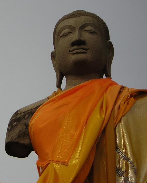 One-armed Buddha of Ayyuthaya