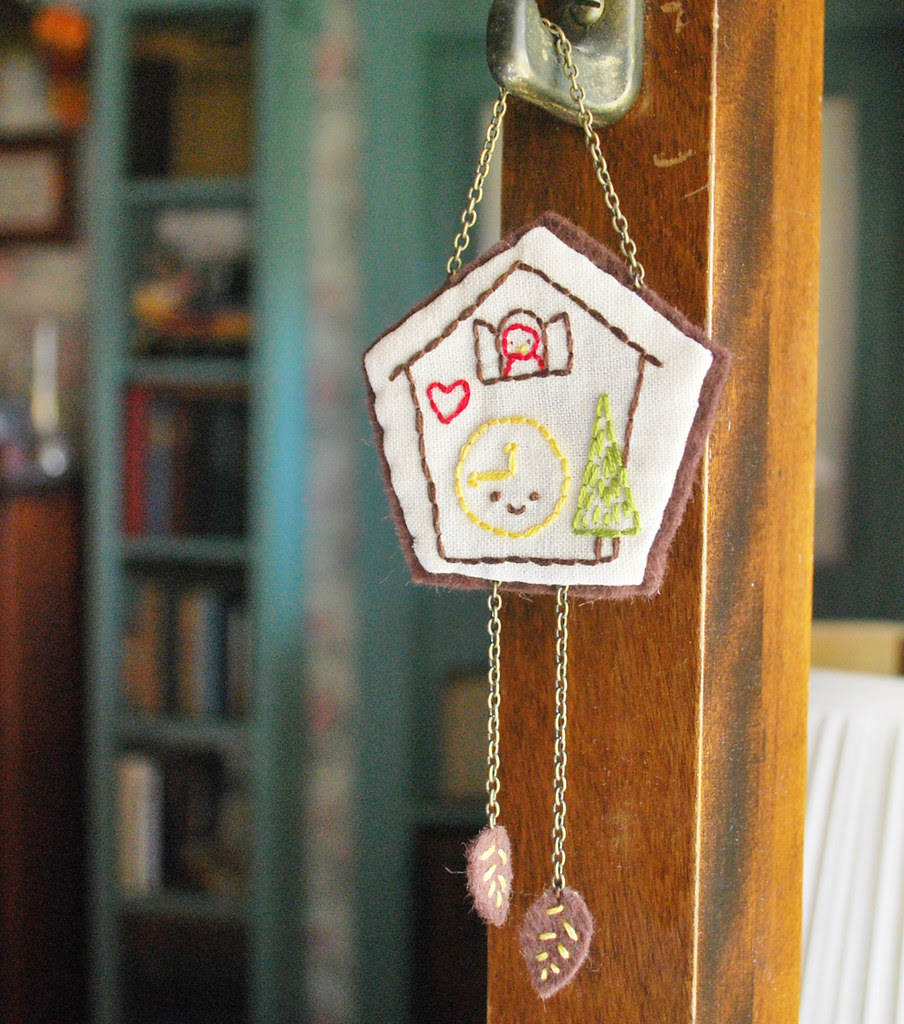 Cuckoo Ornament