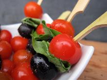 aperitif vegan vegetalien