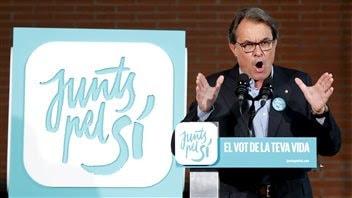 Artur Mas, le président du gouvernement catalan