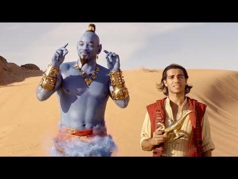 Aladdin Filme 2019 (live-action) estreia
