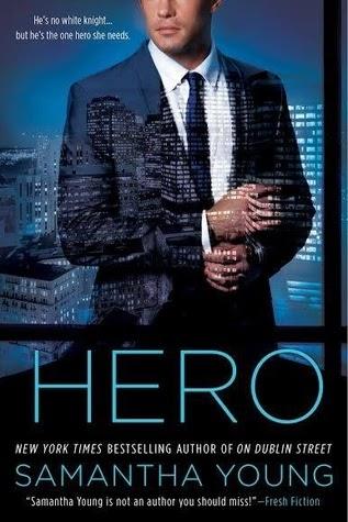 Kitap Yorumu: Hero | Samantha Young