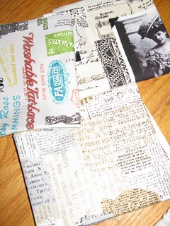 Texty goodness from Jess