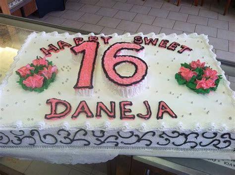 Birthday Cakes   Conca D'Oro Italian Pastry Shop