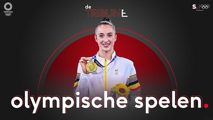 """Inge Van Meensel over Gouden Derwael: """"Als persoon en als gymnaste een groot kampioene"""""""