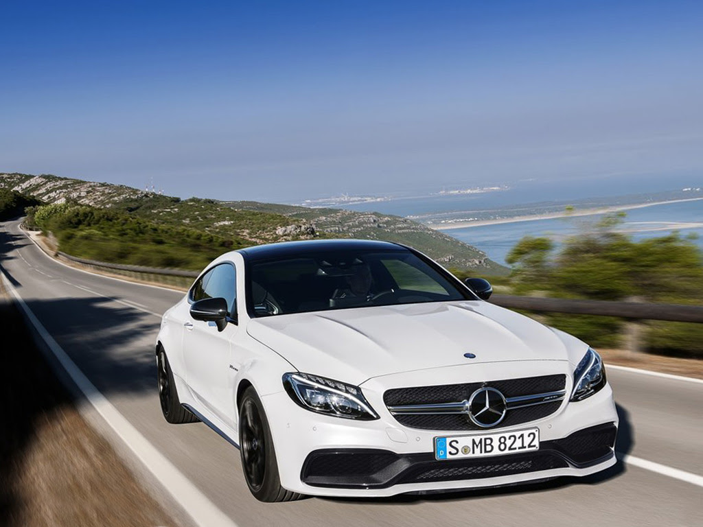 2017 Mercedes-Benz C63 AMG Coupe review