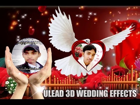 Ulead 3d Wedding Effects 500 + Free Download
