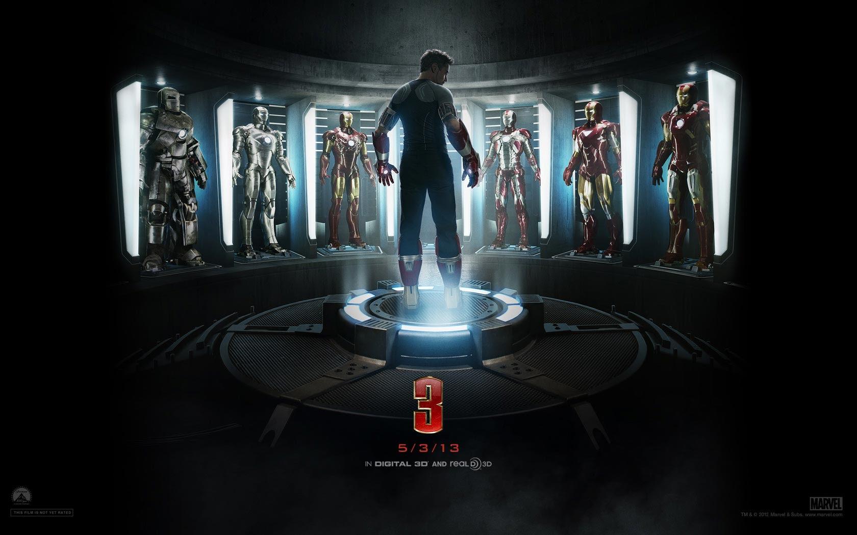 Iron Man 3 Wallpaper Iron Man 3 Wallpaper 33506138 Fanpop