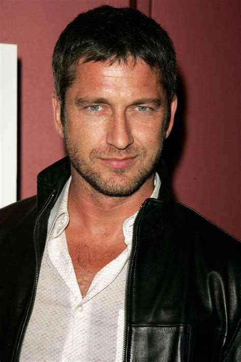 gerard butler images  pinterest handsome guys