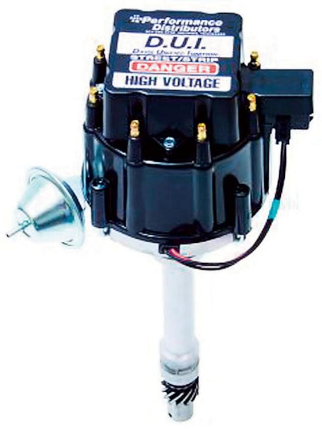 Chevy 327 Spark Plug Wiring Diagram