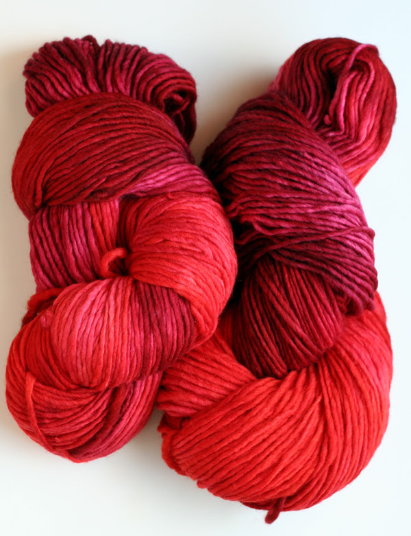 Lovely soft malabrigo