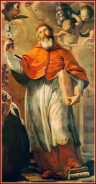 SAN DÁMASO, Papa y Confesor
