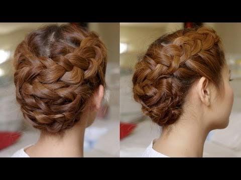 Video Easy Wedding Hair Tutorial 180