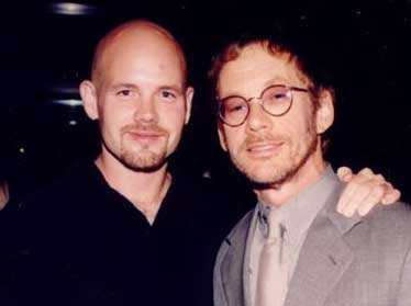 Jordan and Warren Zevon