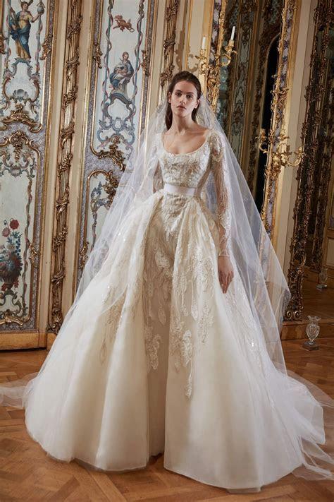 2019 Wedding Dresses by Arab Designers   Arabia Weddings
