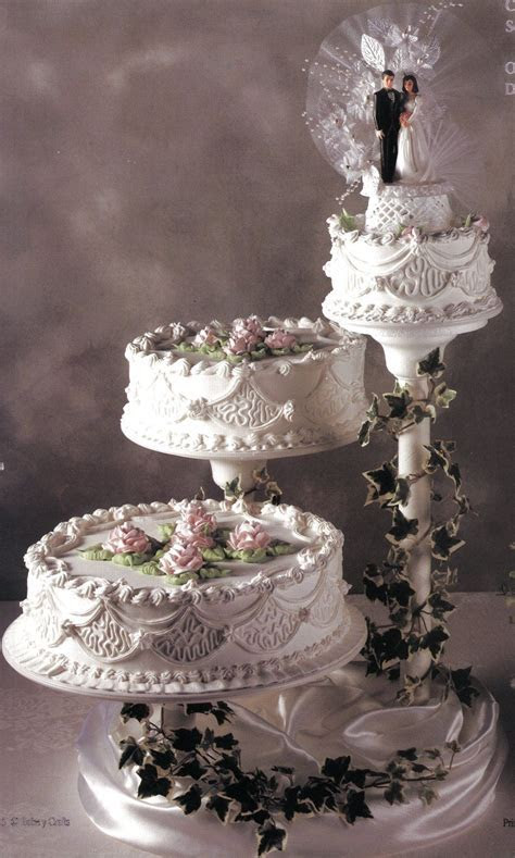 Simple 3 Tier Wedding Cakes   cake upgrade $ 150 00 value