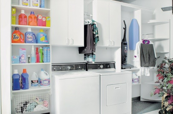 Utility Cabinets Laundry room | Home Interiors