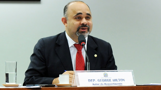 George Hilton Ministro Esporte 28/11/2014