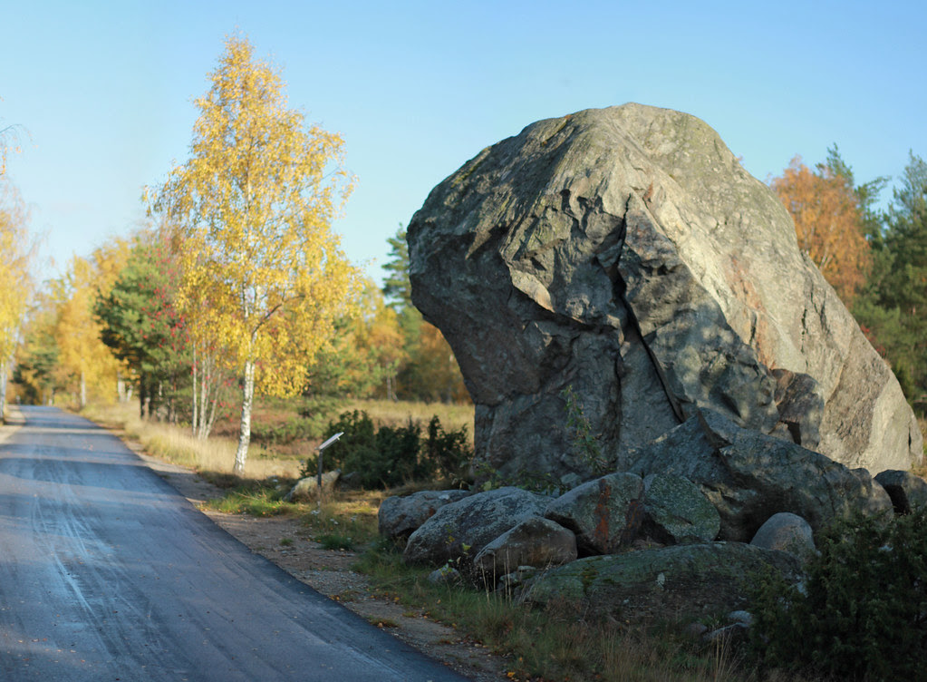 The Execution Rock
