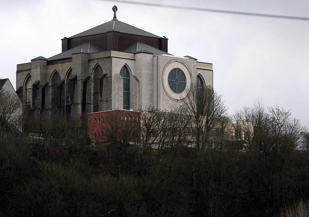 St. Mark's Seen from Eastlake