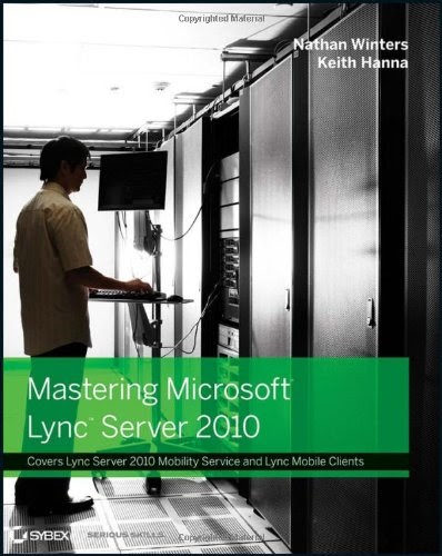 [PDF] Mastering Microsoft Lync Server 2010 Free Download