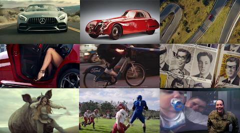 Alfa Romeo Super Bowl Spot