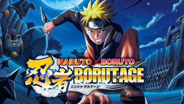 Download - NARUTO X BORUTO NINJA VOLTAGE v1.0.4 Apk Free
