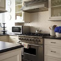 white-mini-brick-backsplash - Design, decor, photos, pictures ...