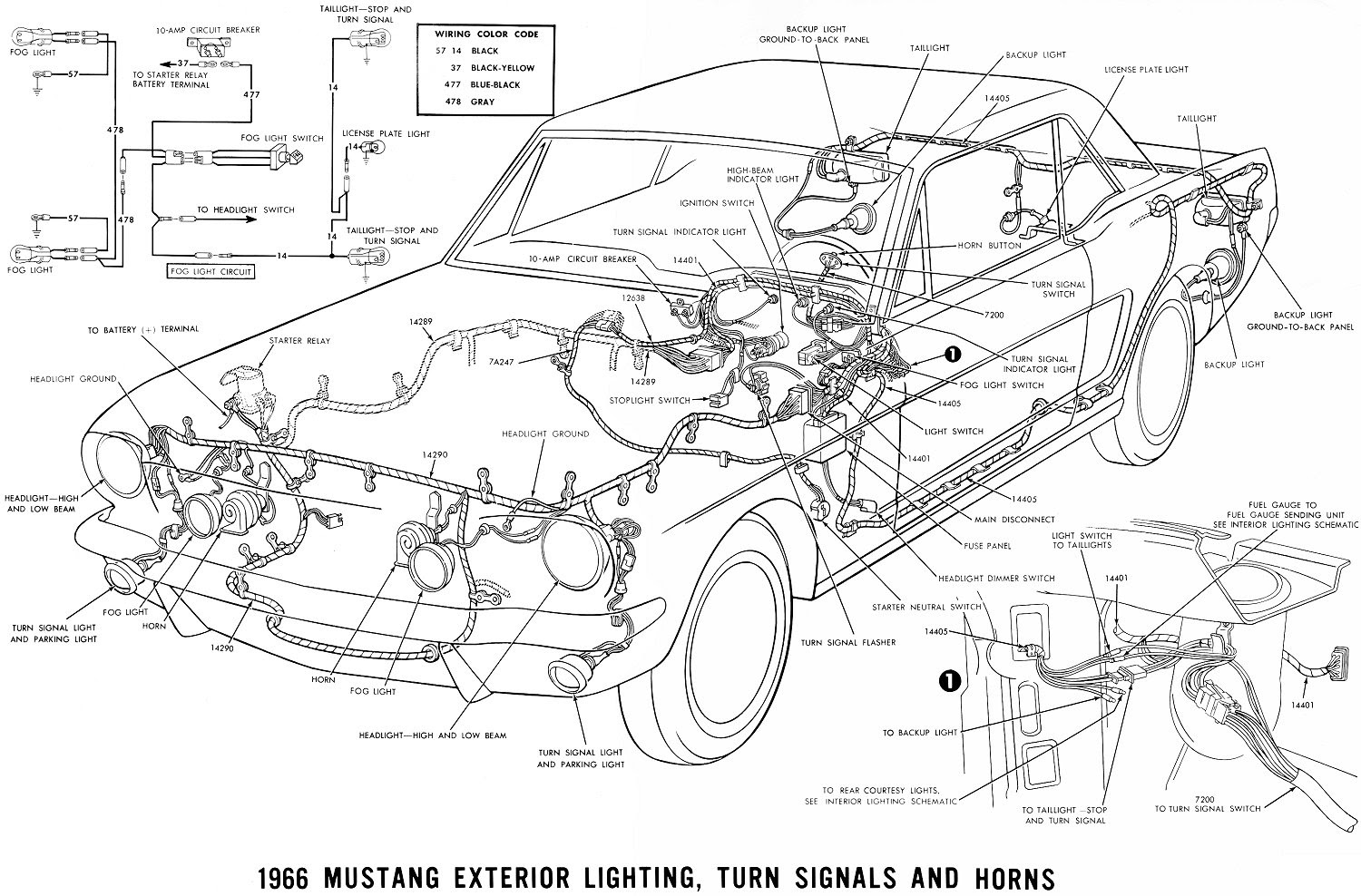 36+ 1968 Mustang Coupe Wiring Diagram Images