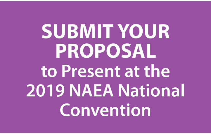 Re: Submit Your Presentation Proposals: NAEA Boston 2019