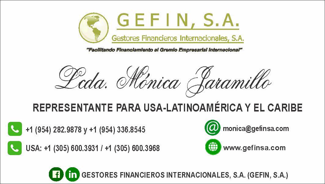 USA, LATINOAMÉRICA Y EL CARIBE: (MÓNICA JARAMILLO)