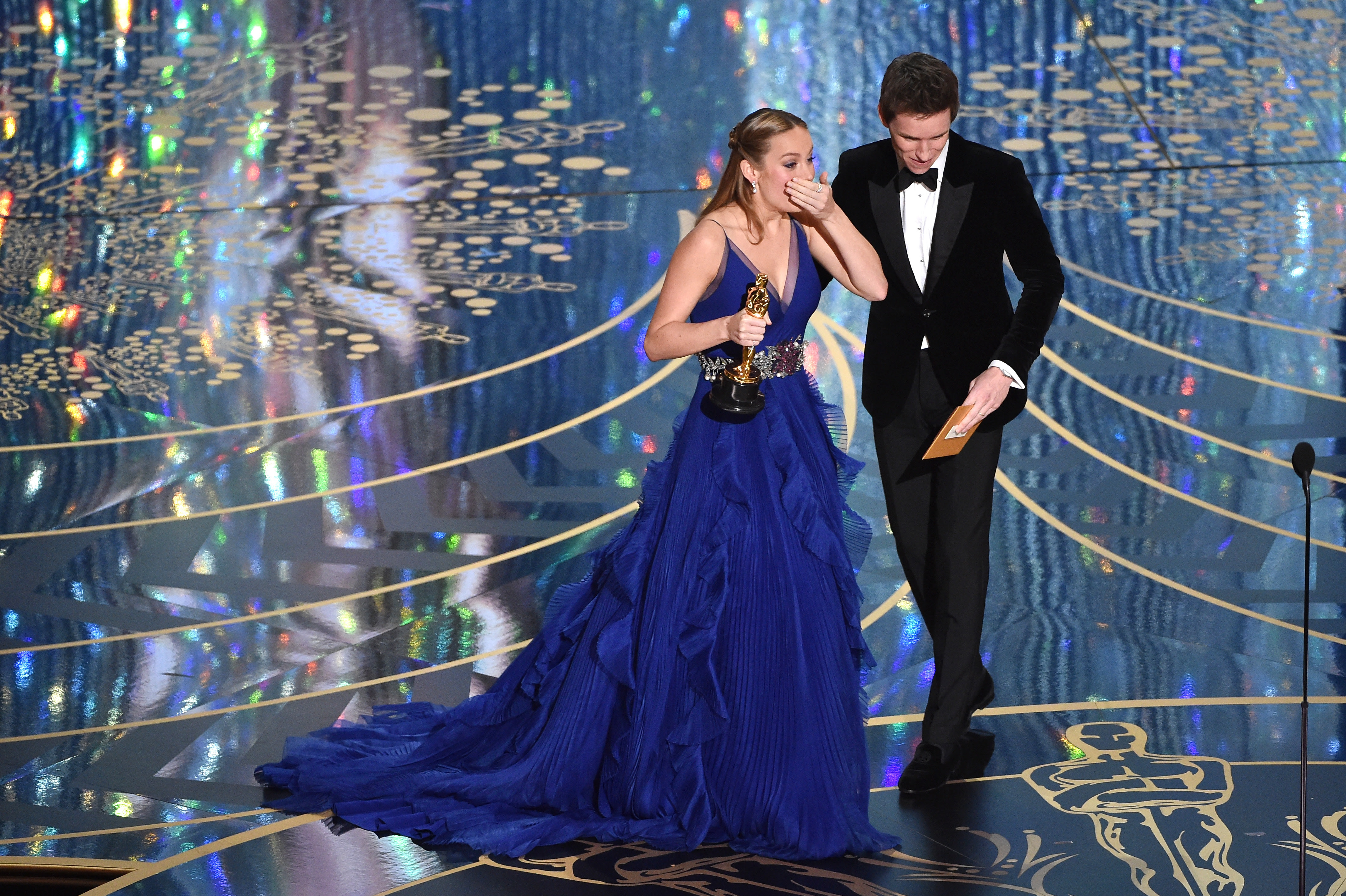 Brie Larson is a Best Actress Oscars 2016 Winner for Room ...