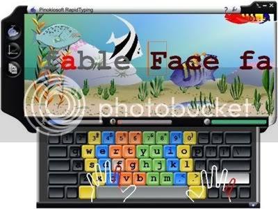 Freeware typing tutor software