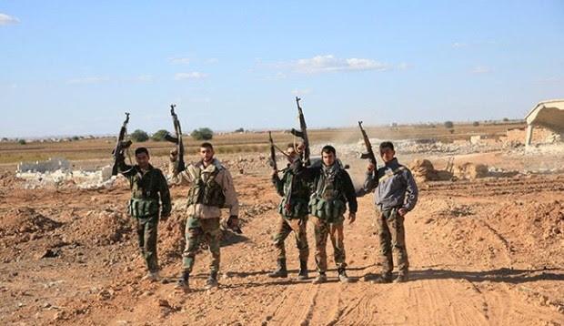 خاص؛ كاميرا العالم ترافق جيش سوري في مطار كويرس