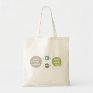 ¿Criaste a tus hijos a tu manera? Canvas Bags