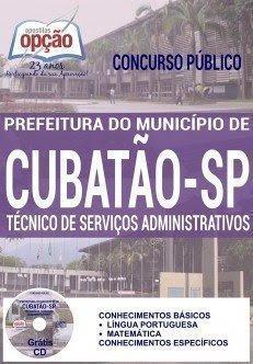 TÉCNICO DE SERVIÇOS ADMINISTRATIVOS