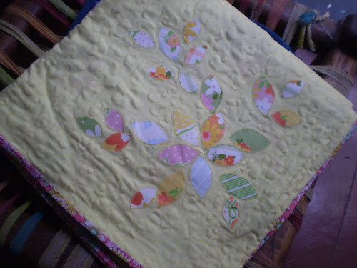 The Falling Leaves Quilt