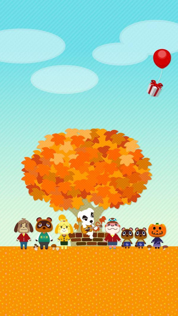 Animal Crossing mobile backgrounds - Animal Crossing