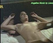 Angelina Muniz nua no filme Karina objecto do prazer
