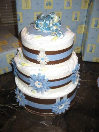 These Boy Diaper Cake Ideas Will Inspire You
