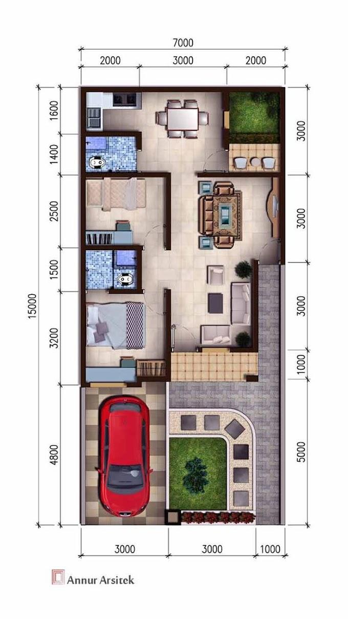 Biaya Pembangunan Rumah Minimalis 3 Kamar   Ide Rumah Minimalis