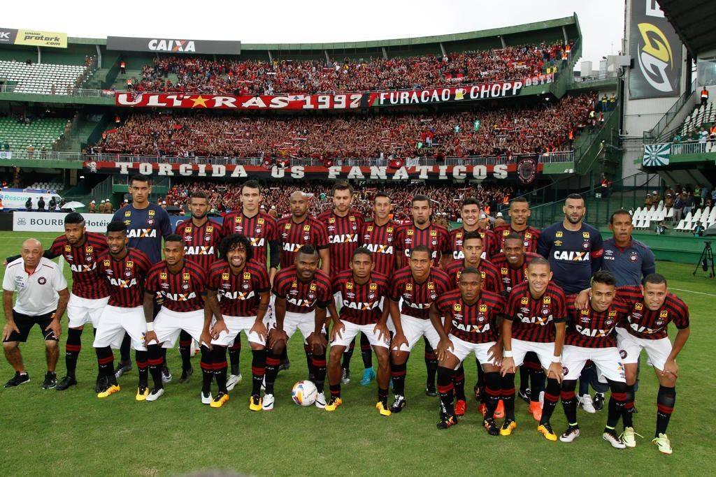 Atlético-PR Campeão