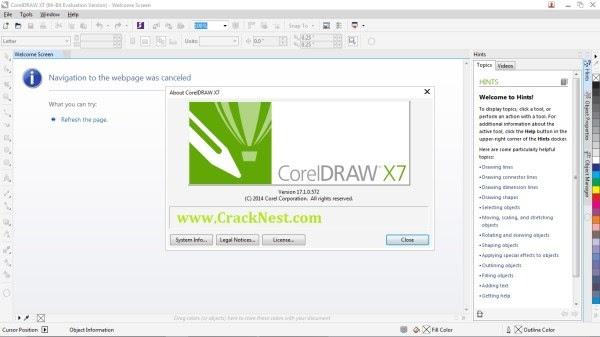 coreldraw x7 plus crack