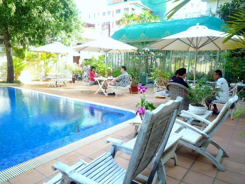 Price FJ Boutique Hotel Phnom Penh