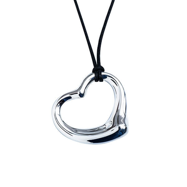 Symbolism Behind The Open Heart Necklace Designs Leo Hamel Fine