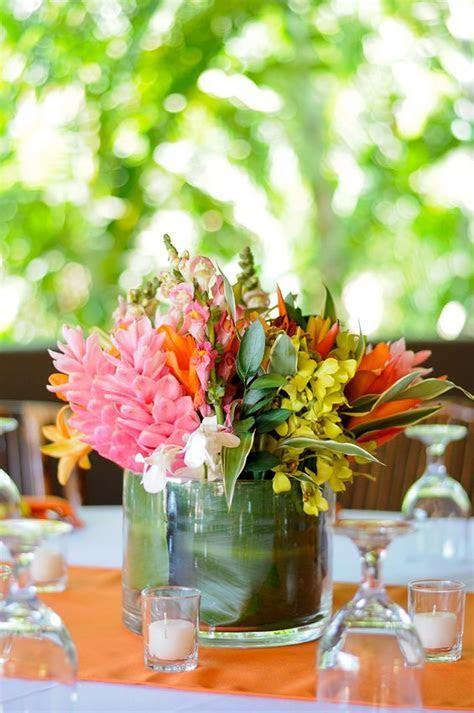 18 Gorgeous Beach Wedding Centerpieces   Tropical, Wedding