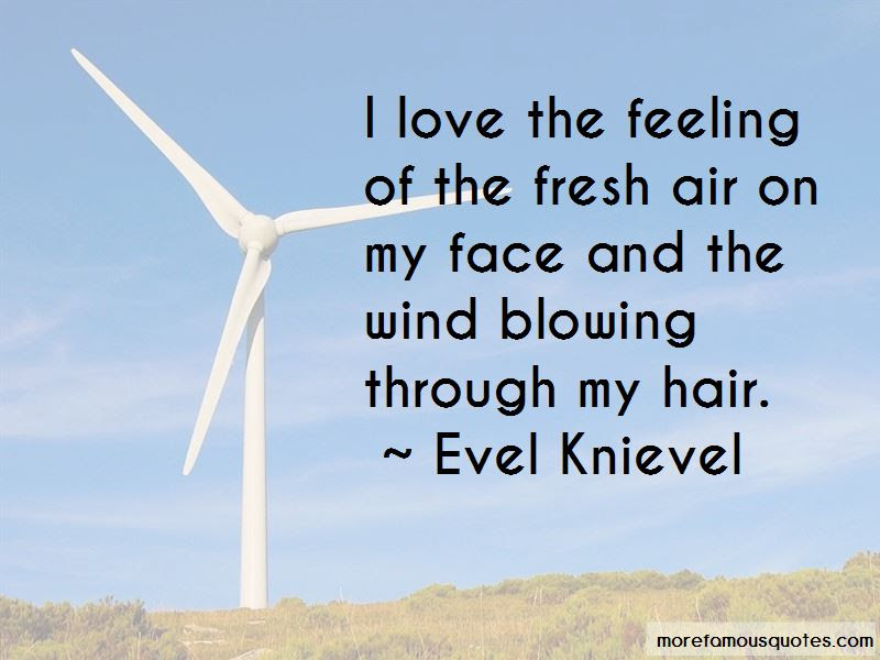 Wind Blowing Through My Hair Quotes Top 4 Quotes About Wind Blowing